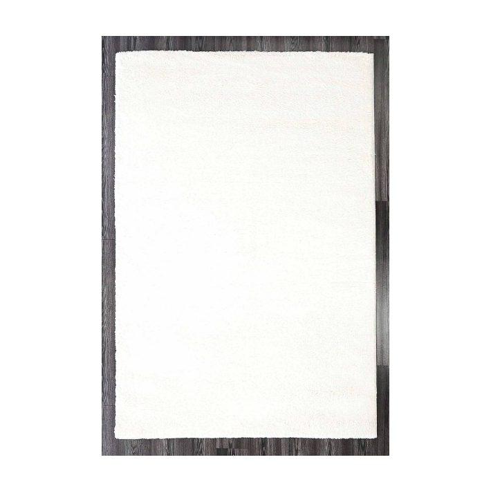 Calore krém-fehér shaggy szőnyeg