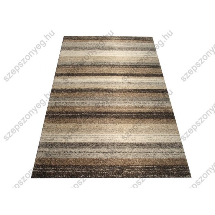 Benedito vastag szőnyeg szürke barna színben