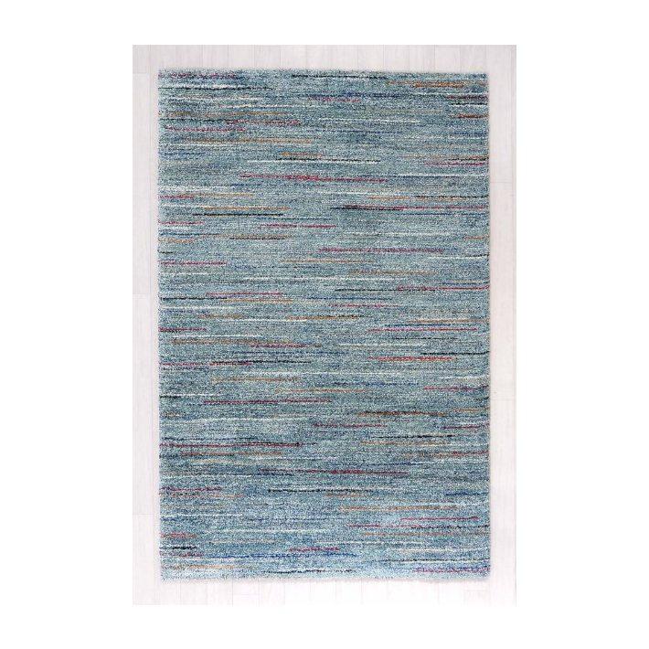 Olívia Vastag Nyírt szőnyeg piros színben 80x150cm