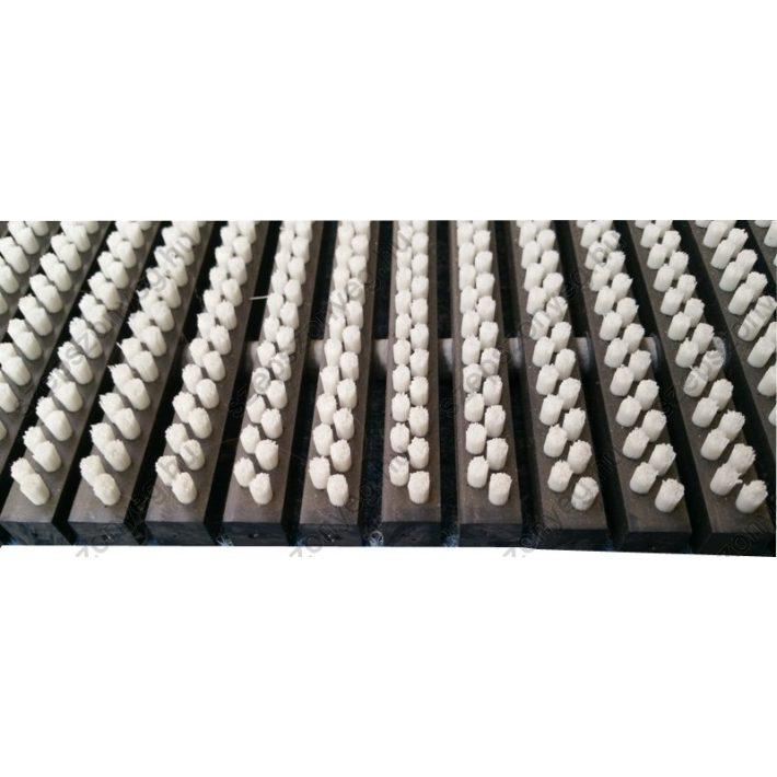 Bezons fehér erős strapabíró lábtörlő 50 x 80 cm