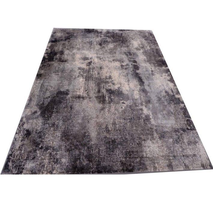 Heszna világos zöld nyírt szőnyeg 160 x 220 cm