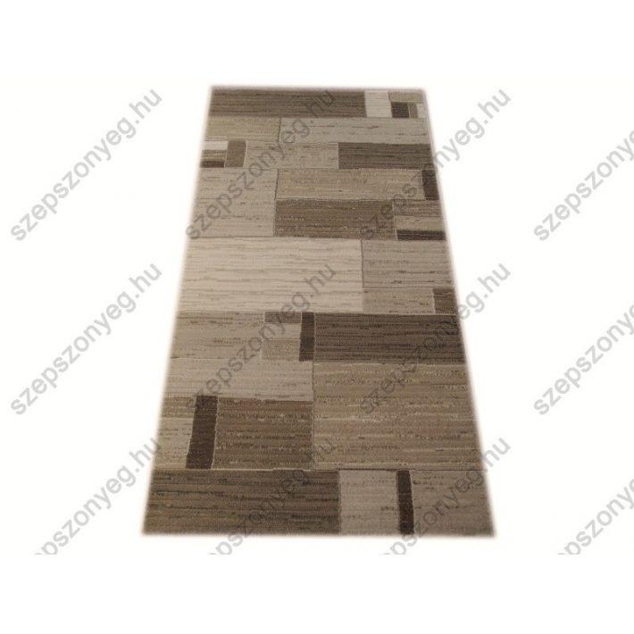 Lavínia Natur Barna Szizál szőnyeg 80 x 150 cm