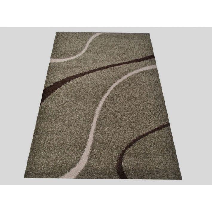 Lysa Minőségi Vastag Suba szőnyeg pasztell zöld színben 200x290cm