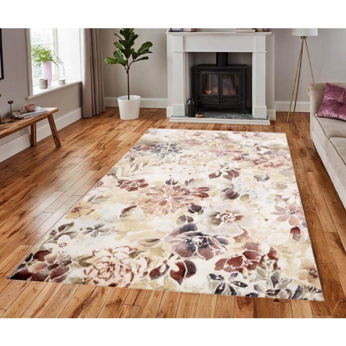 Holdacska Gazdagon mintázott szőnyeg