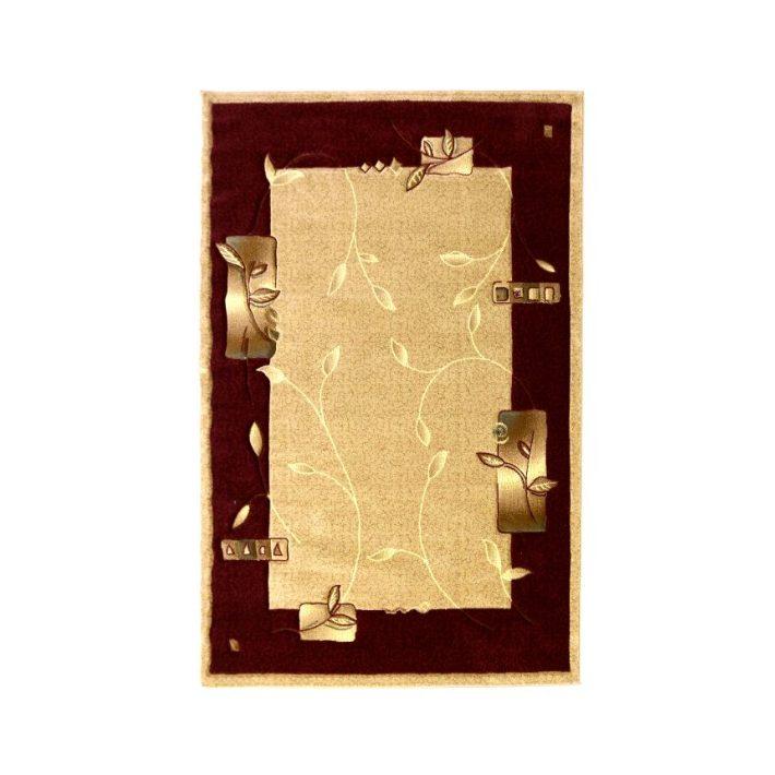 Rókus Egyiptomi Terra Krém Rojtos összekötő szőnyeg 40 x 60 cm