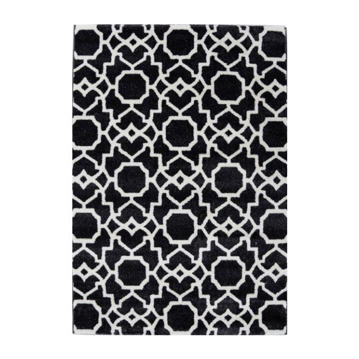 Paris Modern mintázatú Nyírt szőnyeg krém 200x290cm