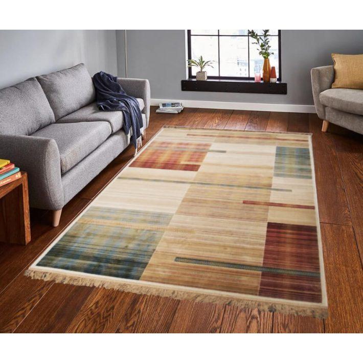 Tündérfátyol Rojtos pasztell szőnyeg 160x230cm