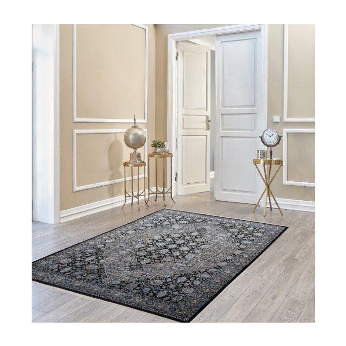 Roxána Klasszikus Zöld Bézs szőnyeg
