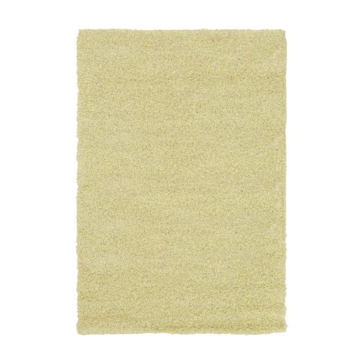 Geltrude Bézs Shaggy szőnyeg 65 x 130 cm