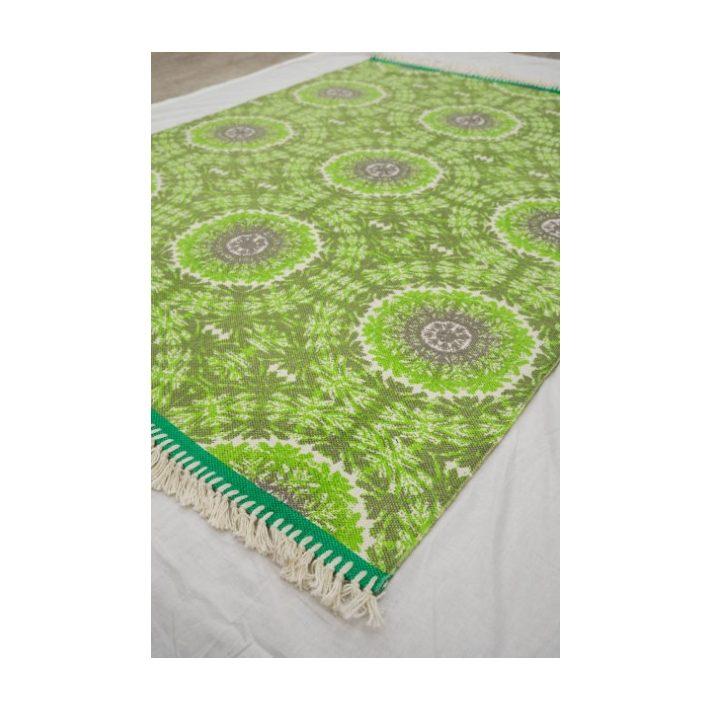 Amrilys Esztétikus Modern nyírt szőnyeg lila 80 x 150 cm