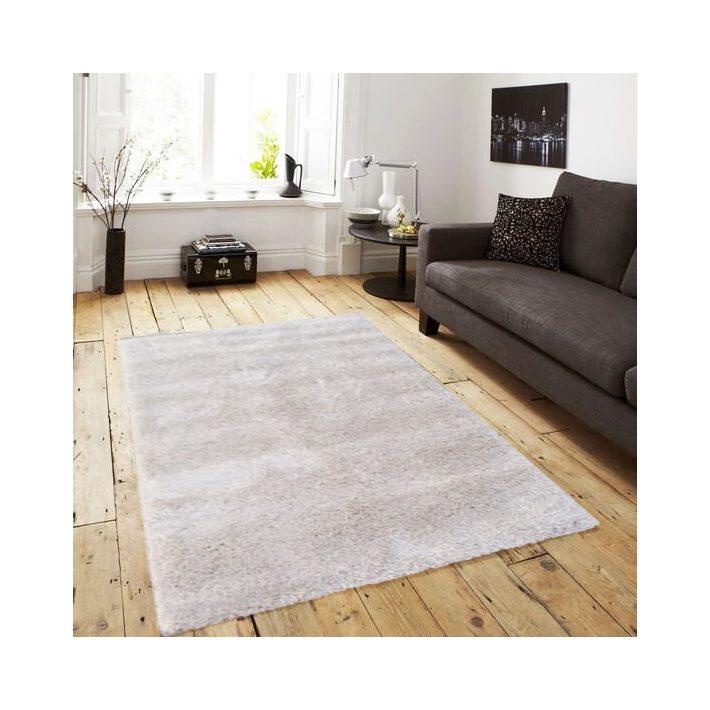 Babett Minőségi Vastag Shaggy szőnyeg krém színben 200 x 290 cm