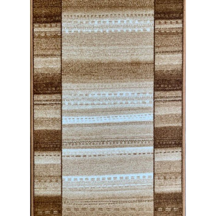 Ágota Barna Futószőnyeg 67 cm széles