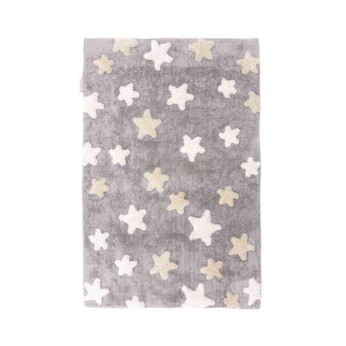 Asterix és Obelix Gyerekszőnyeg zöld 133 x 180 cm