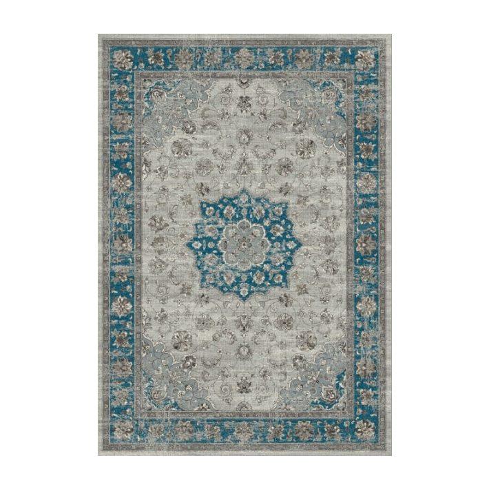 Torrent Kék Bézs Klasszikus szőnyeg 160 x 230 cm