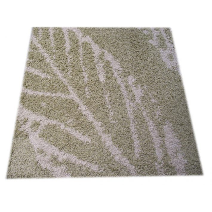 Swirl Zöld Arany Suba szőnyeg 200 x 290 cm