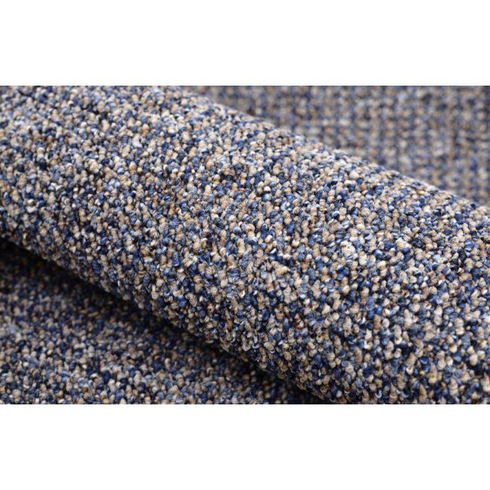 Beppe Velúr padlószőnyeg szürke színben 4m széles
