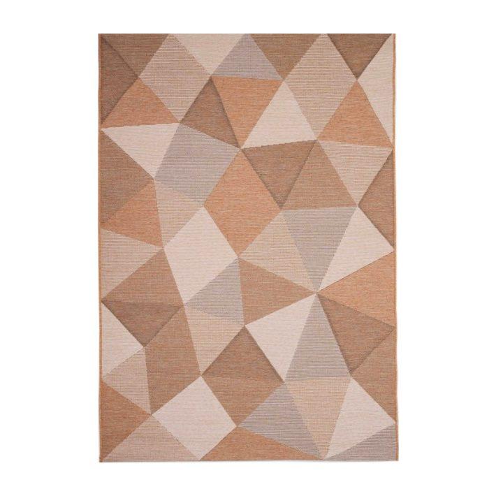 Karol elegáns Bézs szőnyeg 160 x 230 cm