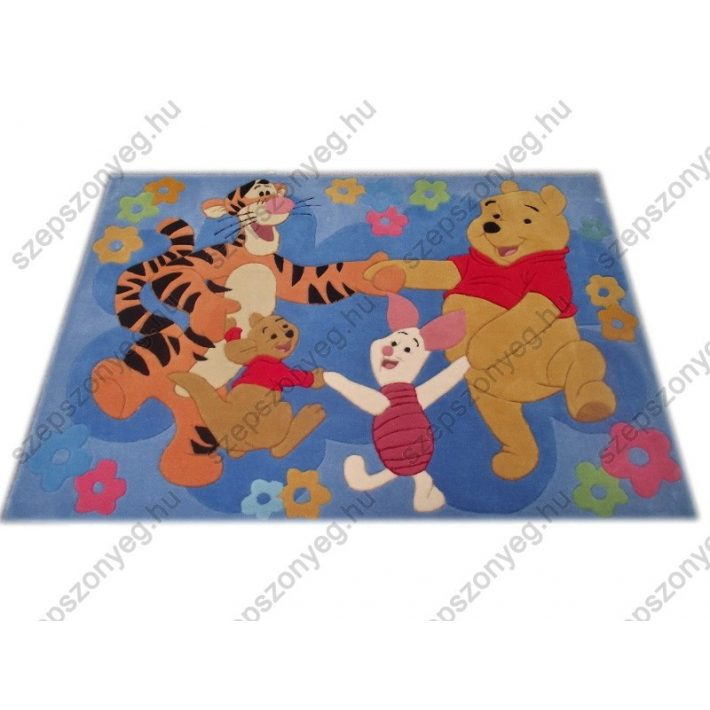 Disney Hipoallergén Micimackó GyerekSzőnyeg 115 x 168 cm