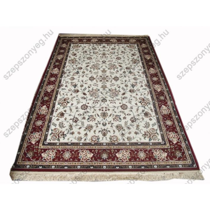 Everton Klasszikus Bordó Krém szőnyeg