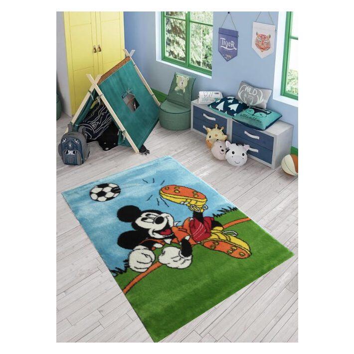Kapufa Labda Zöld Gyerekszőnyeg 150 x 230 cm