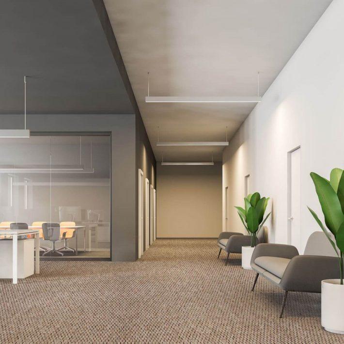 Smaragd Zöld Shaggy Padlószőnyeg 4m széles