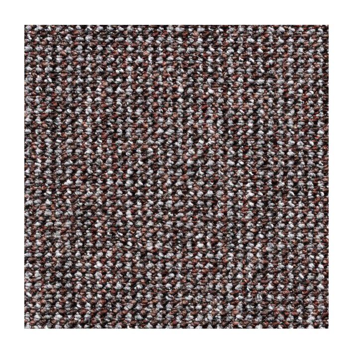 Sugár Hurkolt Buklé Irodai padlószőnyeg 4m széles beige színben