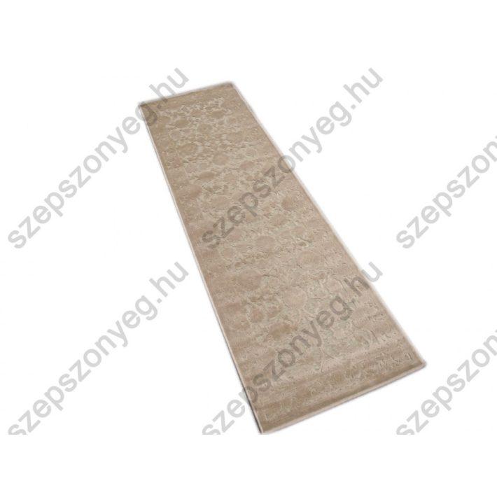 Bourbon Vastag Futószőnyeg bézs-krém színben 65 x 210 cm