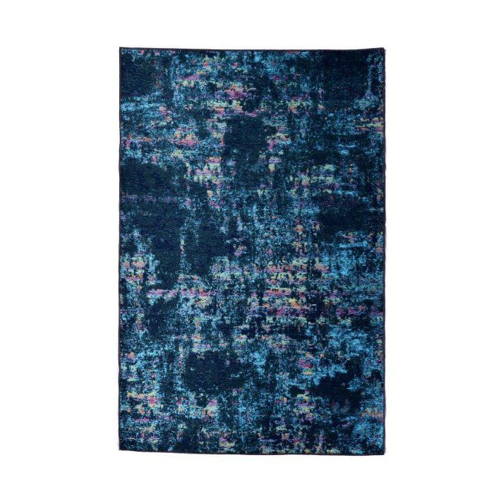 Tavaszka Színes Orange Virágos szőnyeg 80 x 150 cm