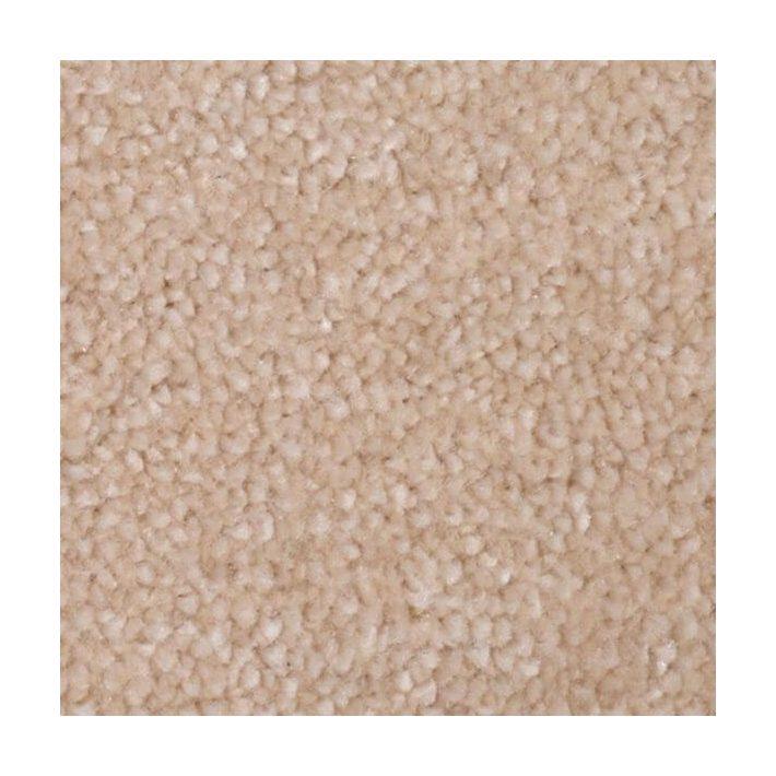 Mia Exkluzív Velúr padlószőnyeg 4m széles világos barna színben