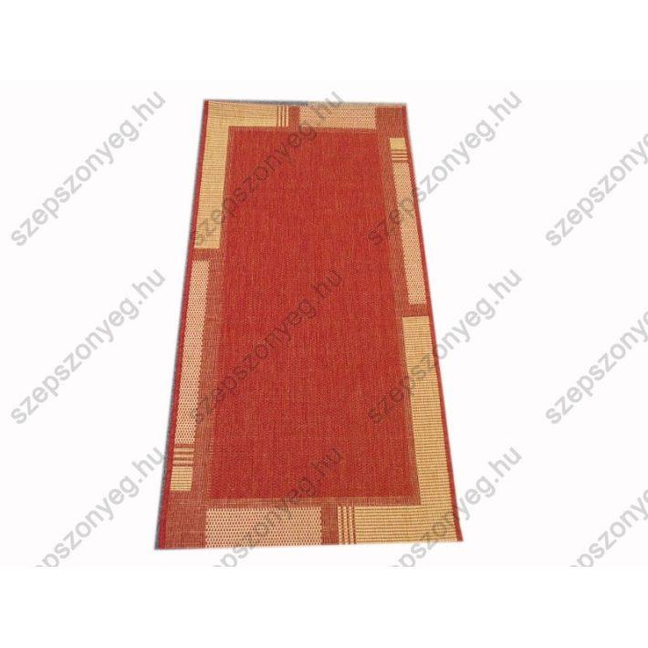 Skarlet Natur Piros Szizál jellegű szőnyeg 67 x 130 cm