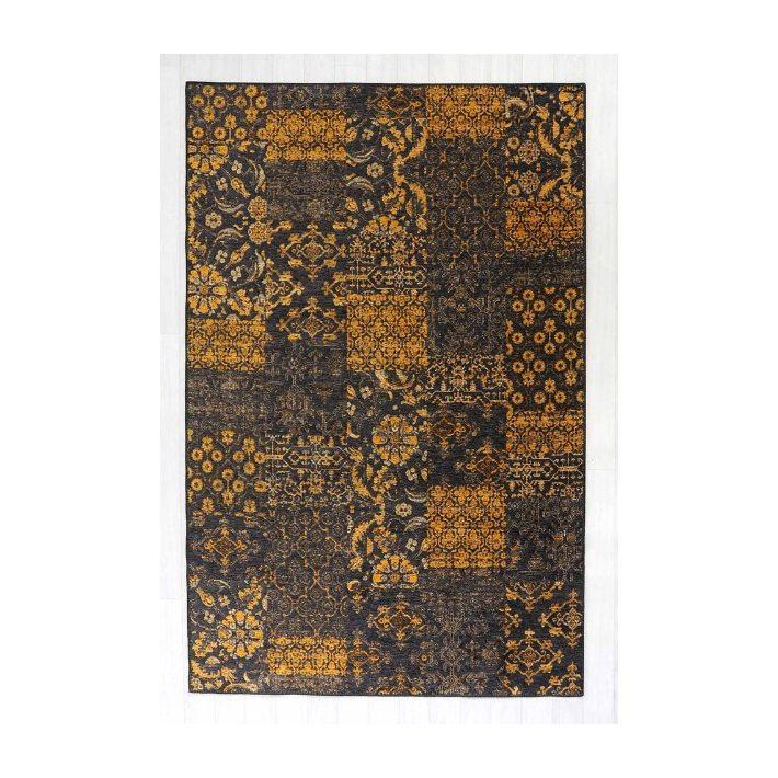 Alfonzia krém rózsaszín vastag szőnyeg