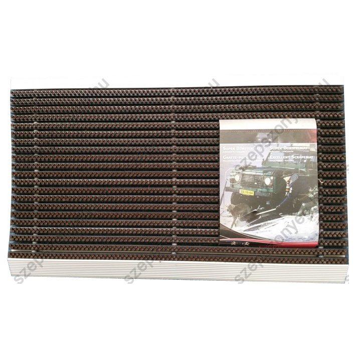 Dax barna erős strapabíró lábtörlő 50 x 80 cm