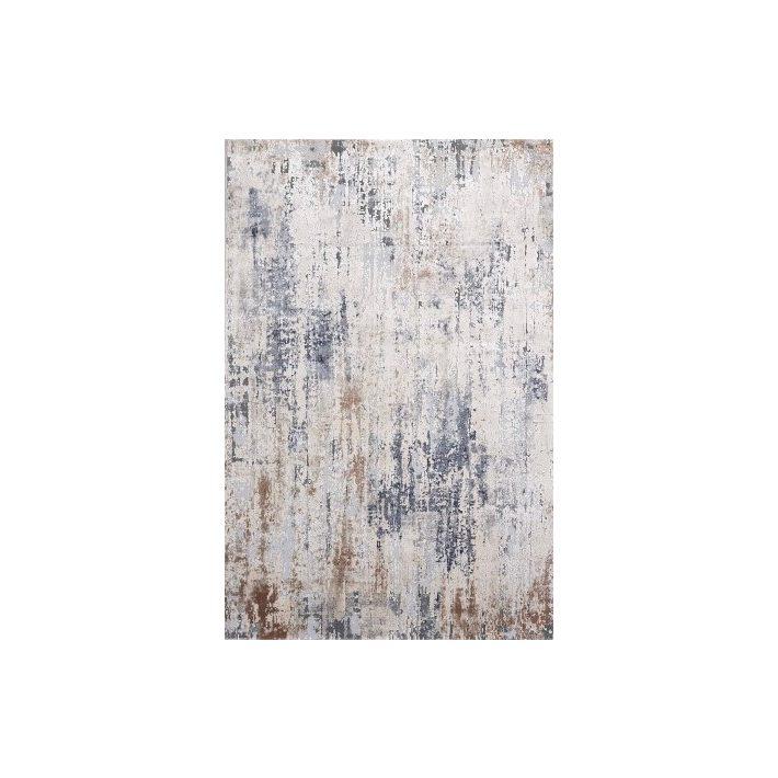Homoki minőségi, modern szőnyeg szürke sárga bézs