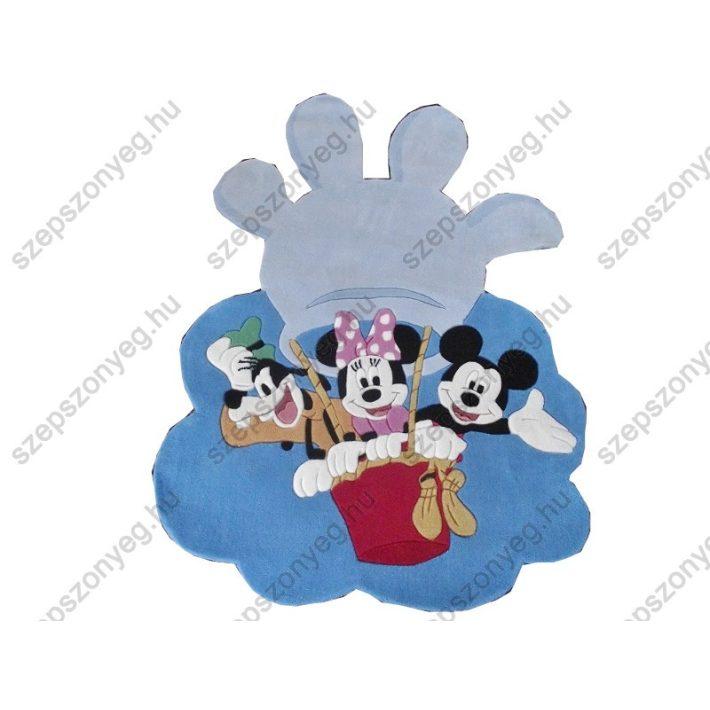 Mickey egér és barátai Gyerekszőnyeg Hipoallergén 115 x 168 cm