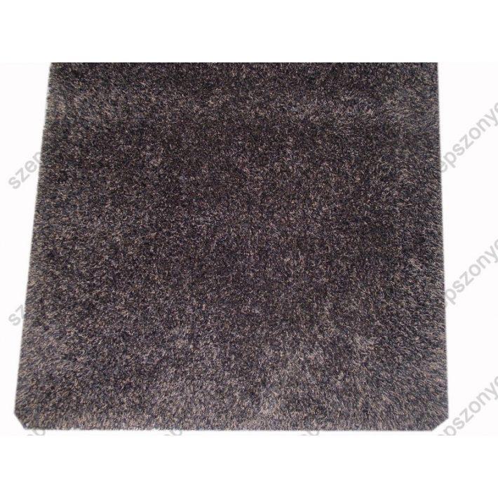 Damia Fekete Lila Shaggy Padlószőnyeg 4m széles