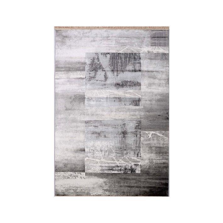 Lyra Vastag Nyírt szőnyeg világoskék 200 x 290 cm