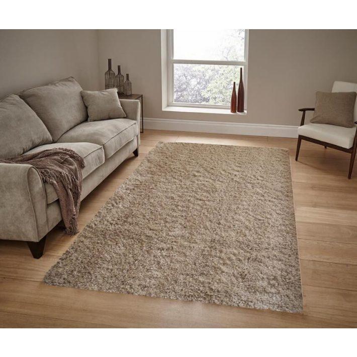 Arizona Shaggy Bézs Exkluzív szőnyeg 160 x 230 cm