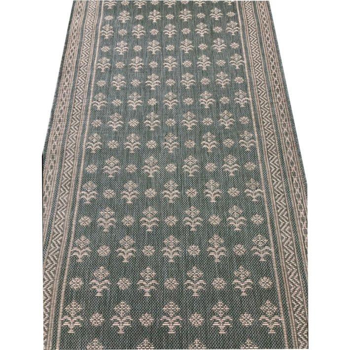 Adonika Kedves Virágmintás Tekercses Futószőnyeg 80 cm Széles