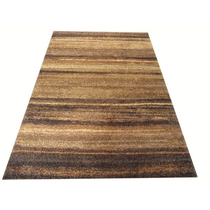 Ray Exkluzív Minőségű Vastag Suba szőnyeg barna színben 160 x 230 cm