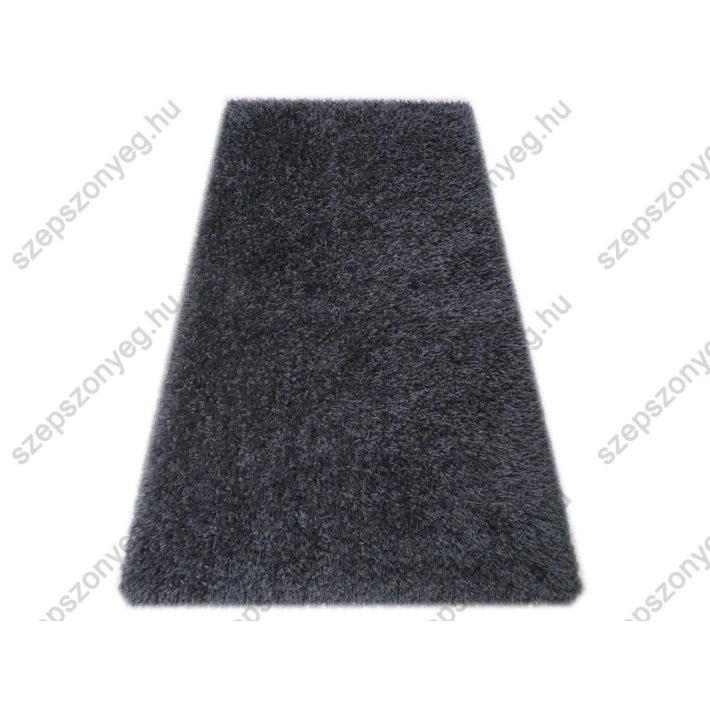 Gina Minőségi Vastag Shaggy szőnyeg éjkék színben 160 x 230 cm