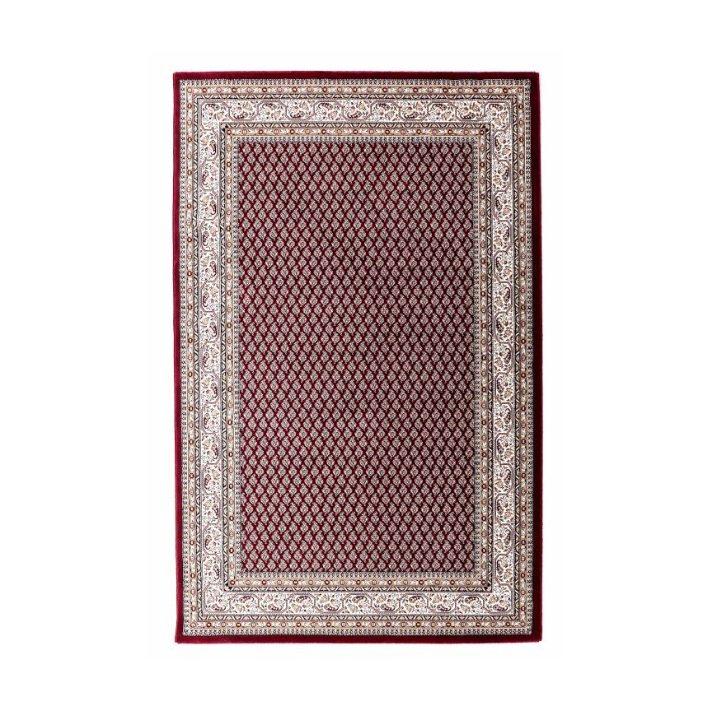Larina Bordó Krém Nyírt szőnyeg 160 x 230 cm