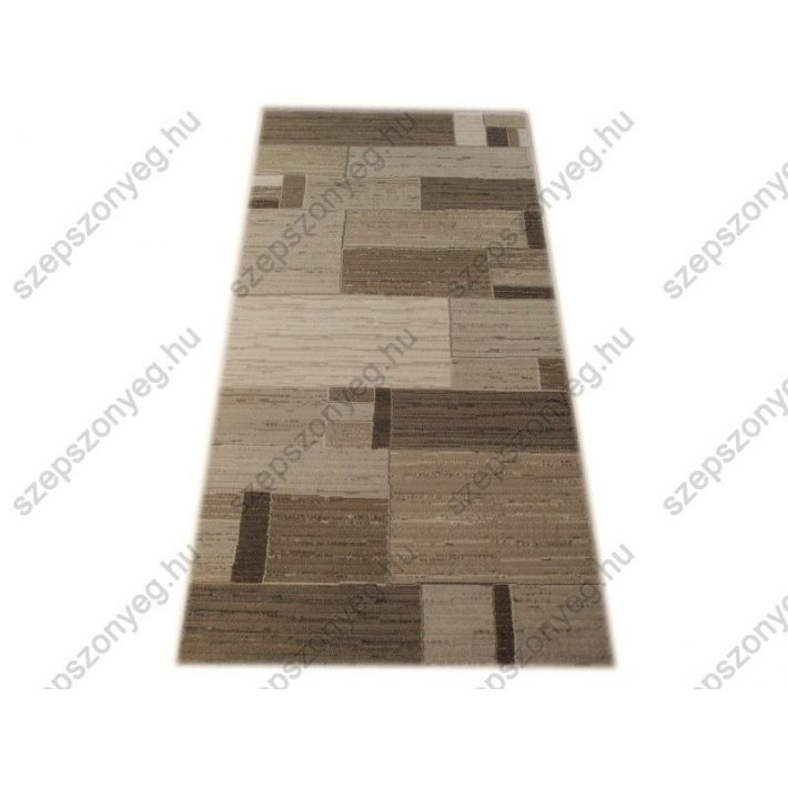 Calcutta vastag Drapp Szürke Szőnyeg 200 x 290 cm