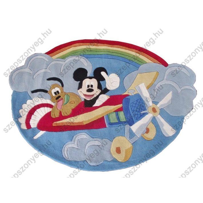 Disney szőnyeg - Mickey egér és Plútó - Hipoallergén 115 x 168 cm