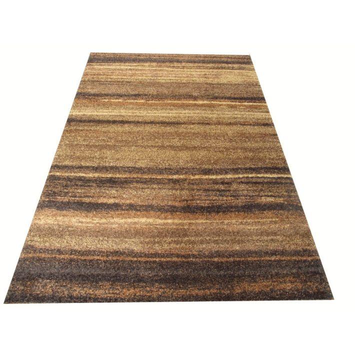 Ray Exkluzív Minőségű Vastag Suba szőnyeg barna színben 133x195cm