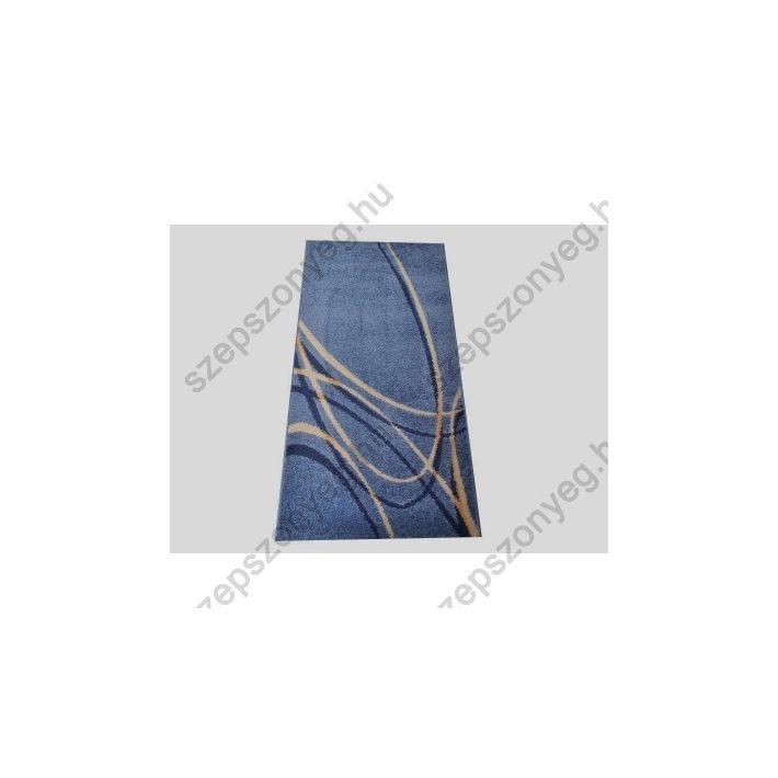 Carlene Kék Nyírt Szőnyeg 160 x 230 cm