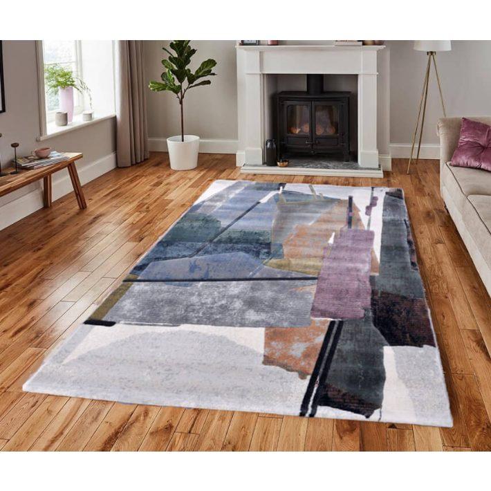 Balboa Színes Modern Szőnyeg 133 x 195 cm