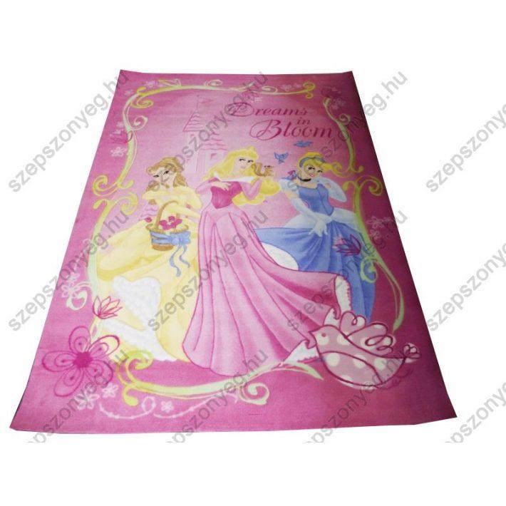 Dreams in Bloom Hercegnős Gyerekszőnyeg 140 x 200 cm