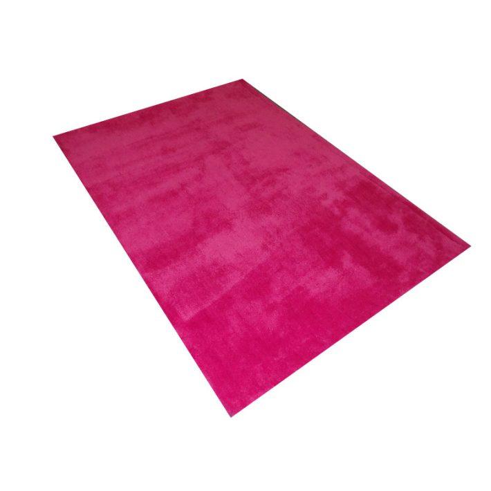 Sába Minőségi, Vastag Shaggy szőnyeg pink színben 190 x 290  cm