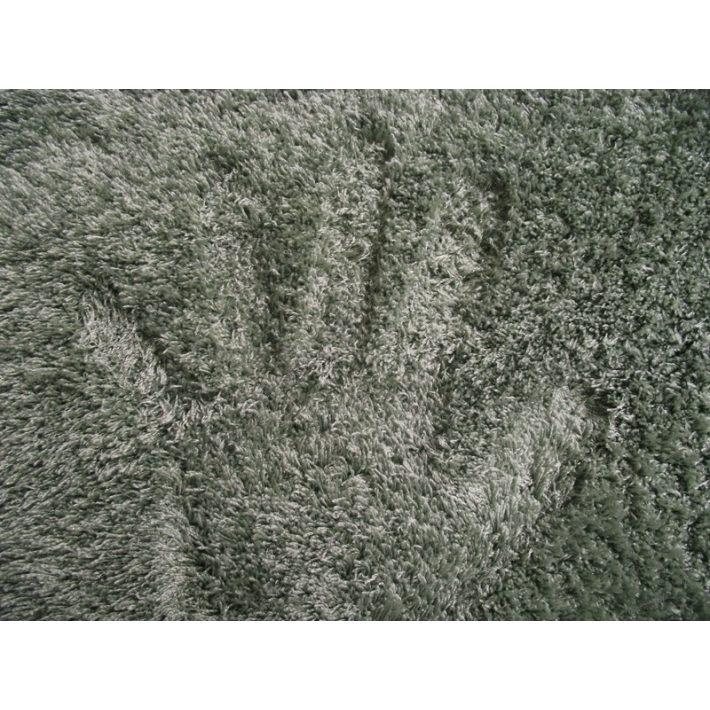 Berzinia vastag zöld shaggy szőnyeg