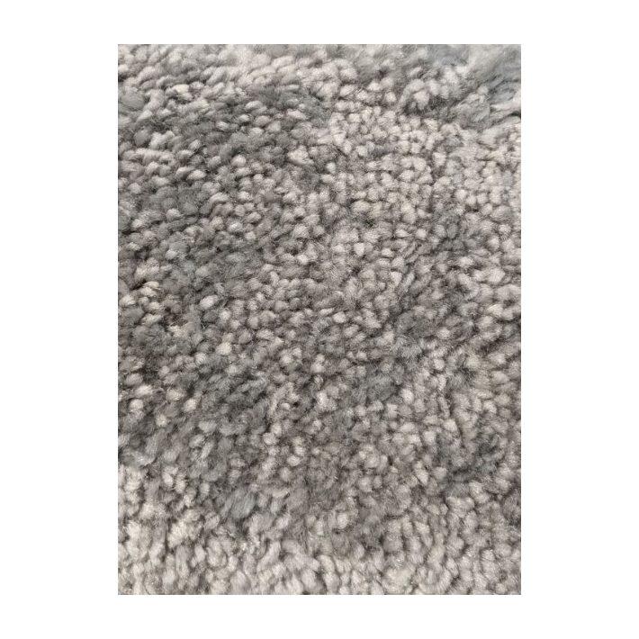 Donatella Minőségi Shaggy szőnyeg 4 m széles lángvörös színben